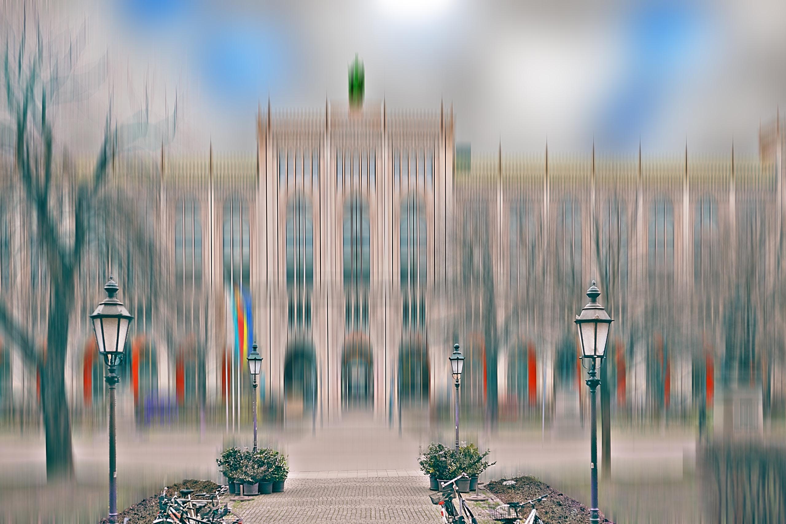 CityScape Munich, Regierung von Obernbayern, © 2018 Helge Hasenau