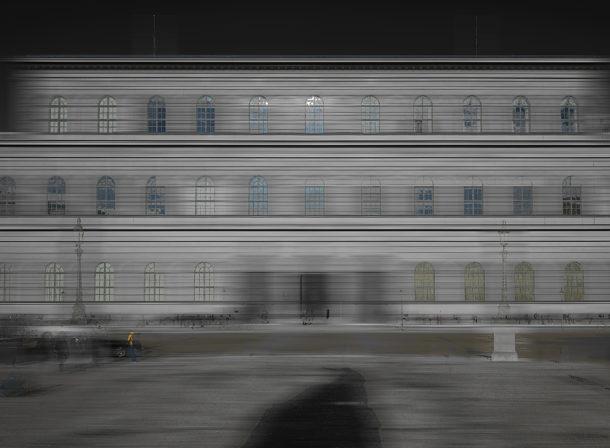 CitySape Munich, Residenz, © 2018 Helge Hasenau