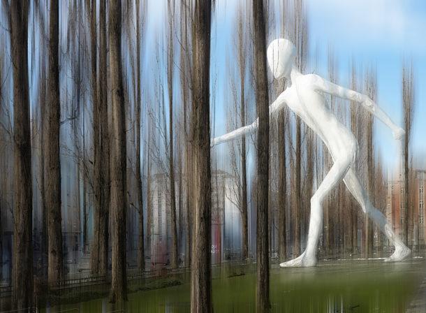 © 2019 Helge Hasenau, Ausstellung Irritation und Wahrnehmung