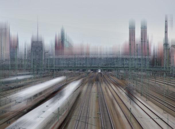 CityScape Munich #008, © 2018 Helge Hasenau