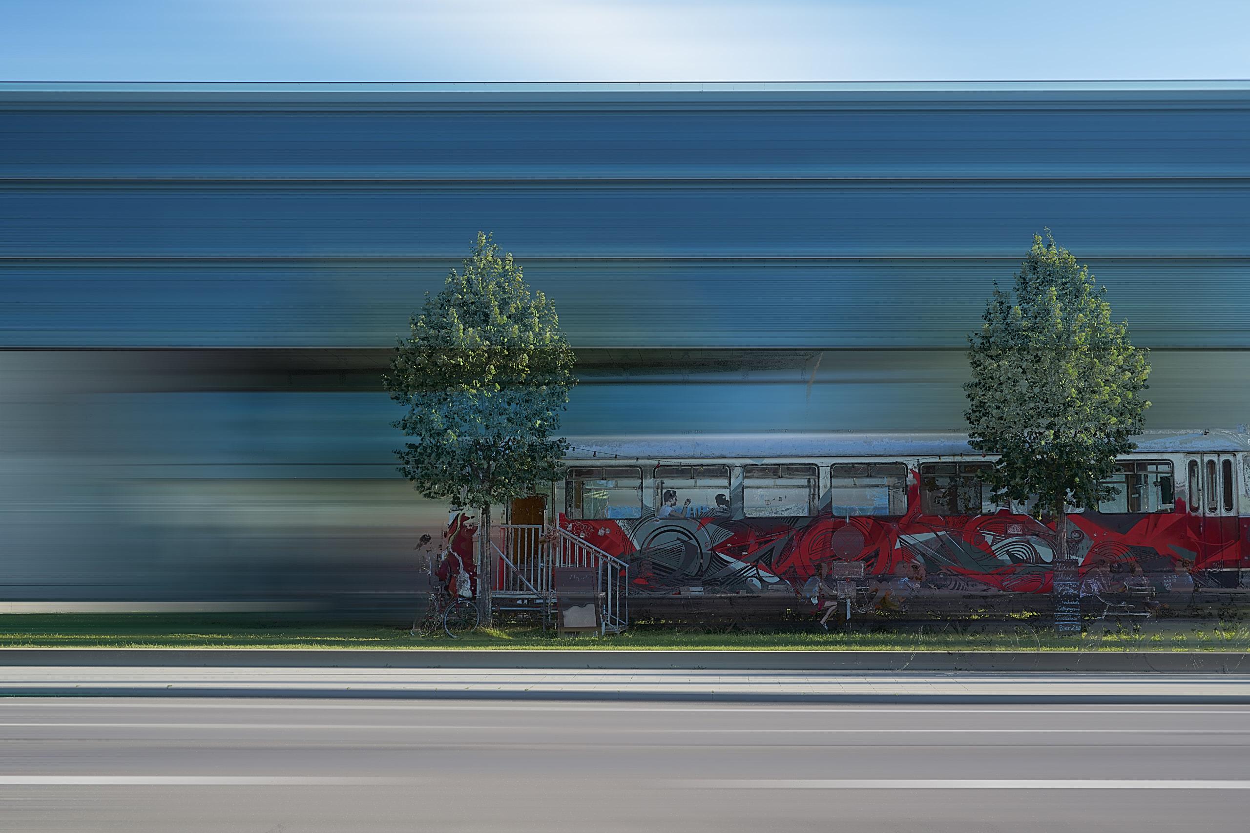 CitySape Munich, Minna Thiel, © 2018 Helge Hasenau