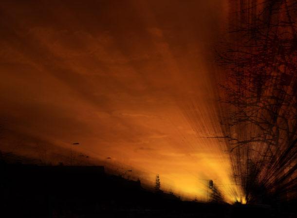 Solar Storm #01, © 2018 Helge Hasenau
