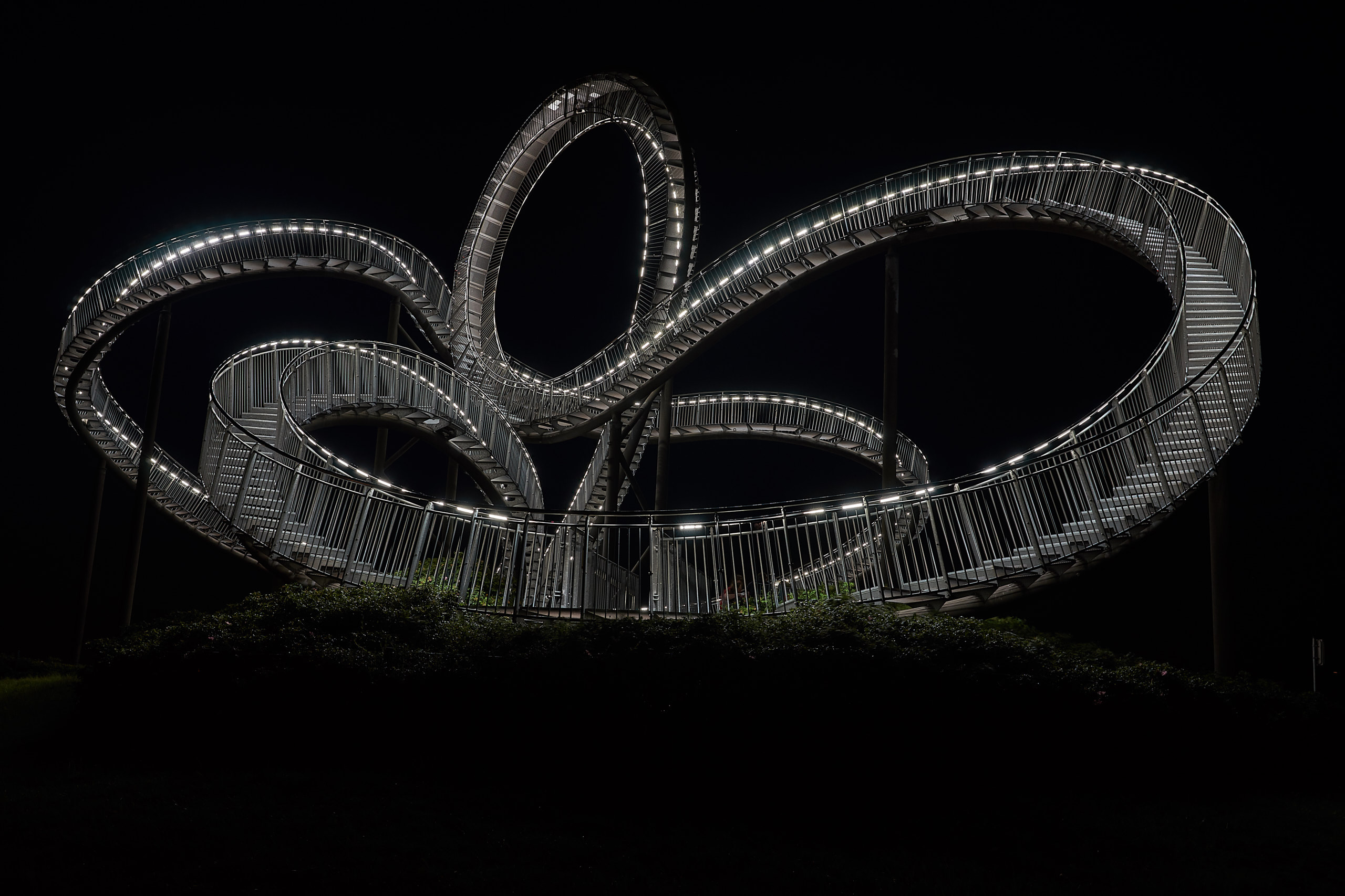 MetroPole Ruhr - Tiger and Turtle #05, © 2018 Helge Hasenau