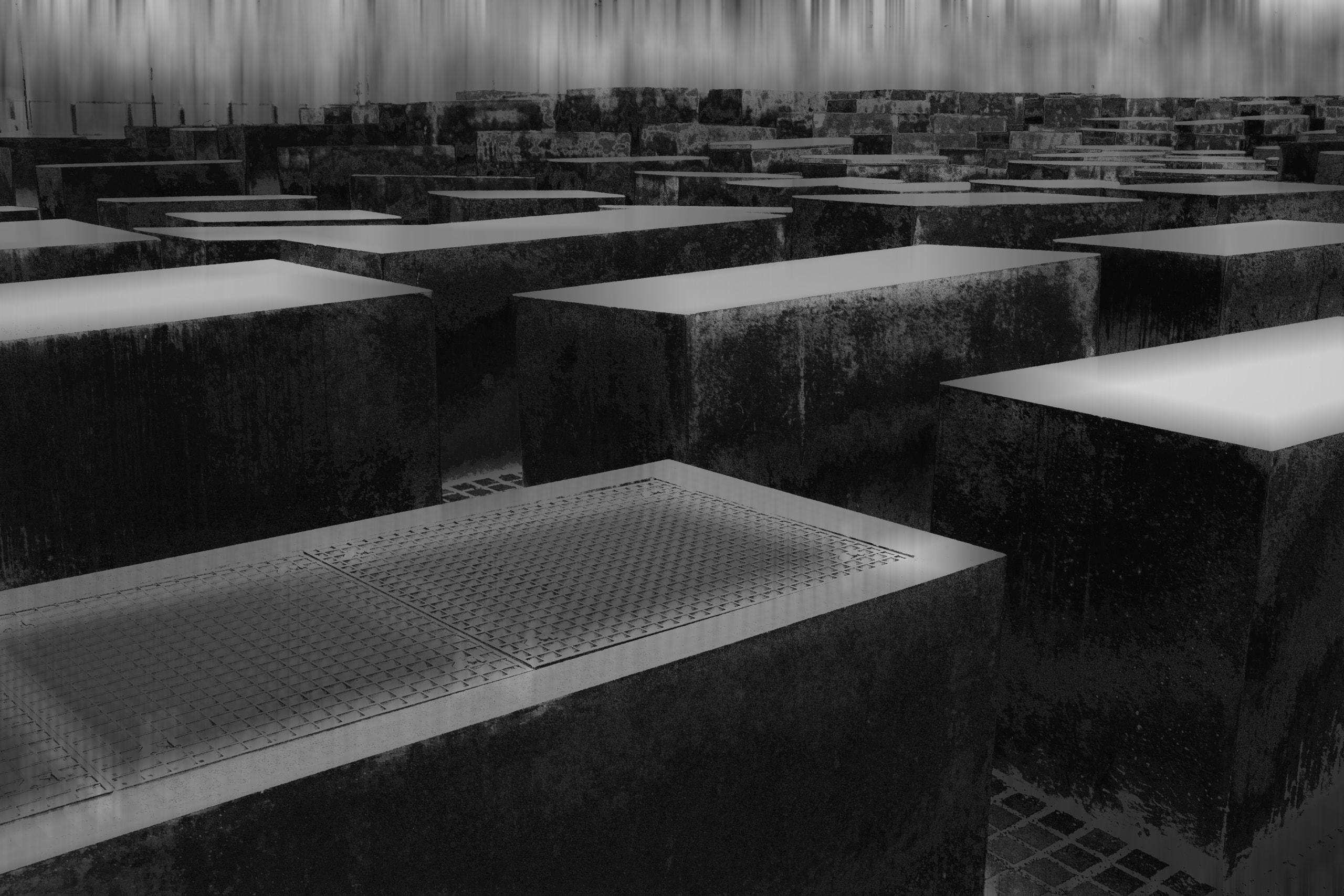© 2018 Helge Hasenau, Berlin, Holocaust Mahnmal