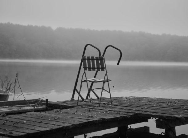 © 2018 Helge Hasenau, Herbstanfang am See