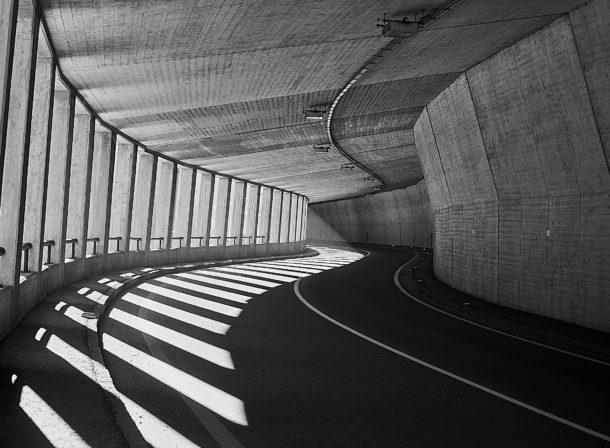 © 2018 Helge Hasenau, Tunnelblick #01