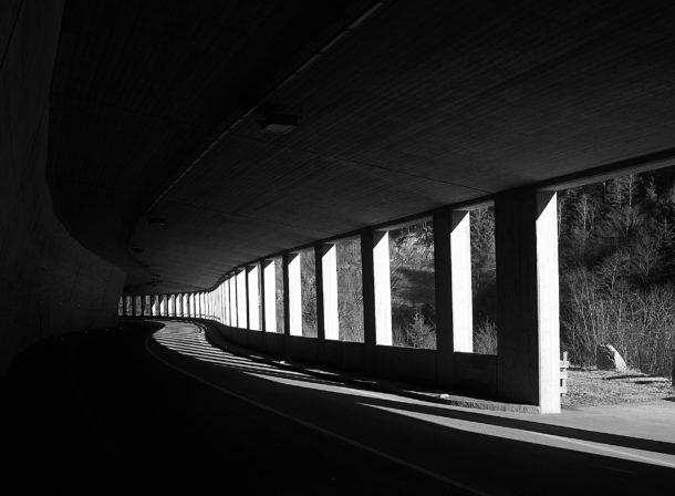 © 2018 Helge Hasenau, Tunnelblick #02