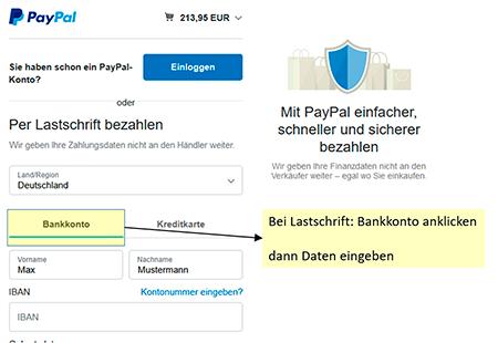 Paypal Konto Гјbertragen